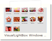 Javascript Image Viewer  Windows version - Main Window
