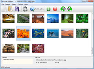 web drag windows pop up window Flickr Snowboarder Picture Gallery Jquery