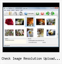 Check Image Resolution Upload Javascript getting feedback popup