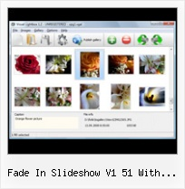 Fade In Slideshow V1 51 With Thumbnails transparent pop up html