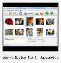 Yes No Dialog Box In Javascript pop up boxes on webpage