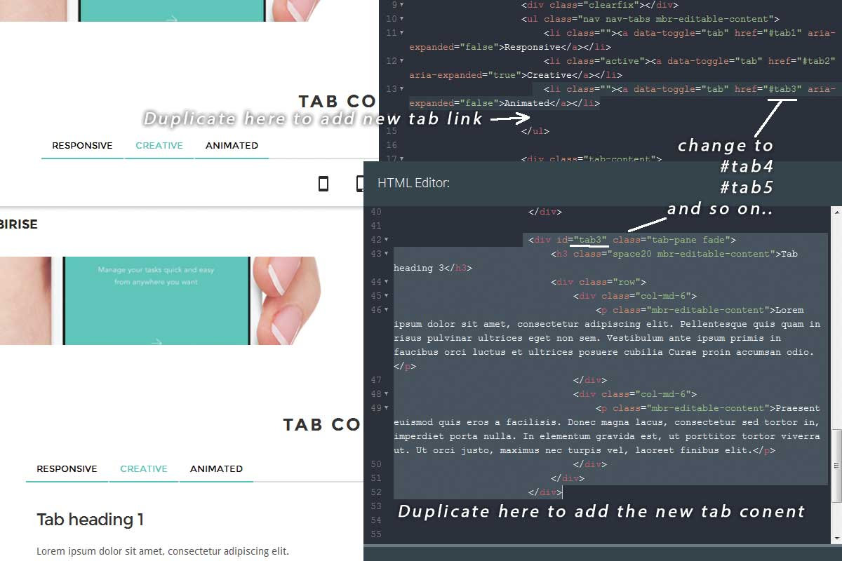 Simple Bootstrap Starter Theme Download