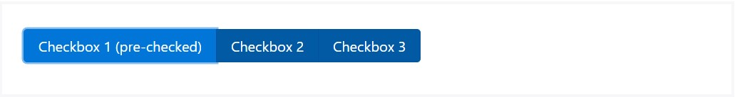 The ways to  apply the Bootstrap checkbox